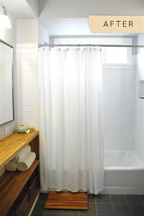 painting tiles in bathroom before and after before after a brightened whitened bathroom design