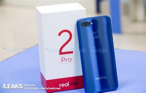oppo realme  pro full specifications features
