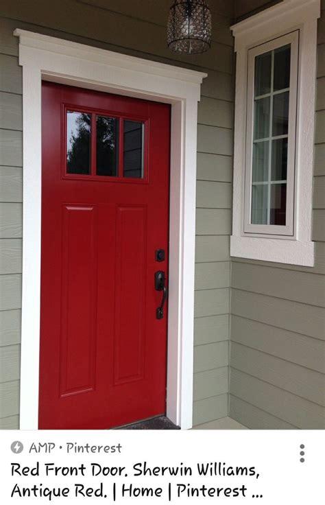 red front door sherwin williams antique red home antique red sherwin williams wakefield ideas