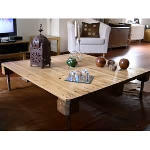 access d 233 coration table de salon palette