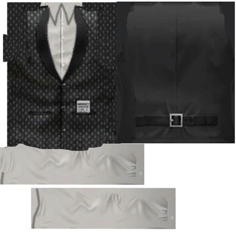 sl clothing templates free dress shirts for second