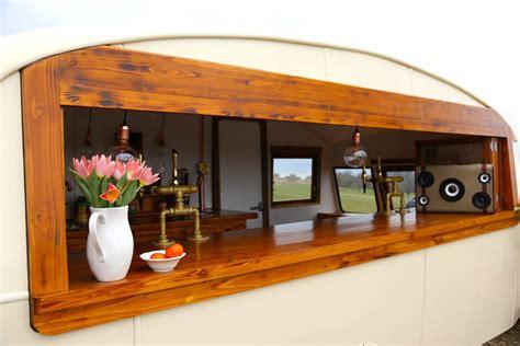 mobile bar vintage midsummer nightcap 1950 s bespoke vintage mobile caravan bar