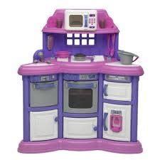 American Plastics Homestyle Kitchen Play Set American Plastic Toys 22 Homestyle