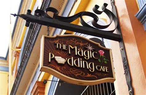 design a cafe sign the magic pudding cafe sign danthonia designs usa