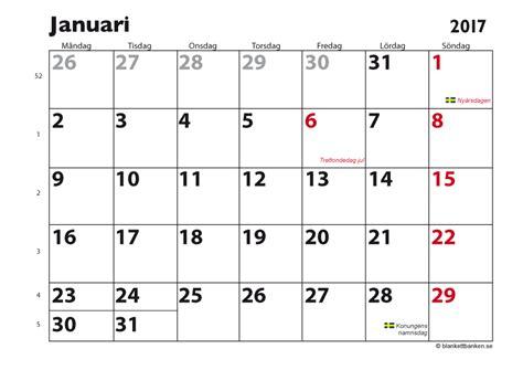 Kalender 2018 Med Veckor Kalender 2018 Med Veckor 28 Images Kalender Med Veckor