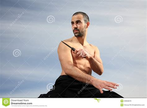 Martial Arts Instructor by Martial Arts Instructor Royalty Free Stock Photos Image 26950878