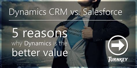 why salesforce is better than dynamics microsoft dynamics crm vs salesforce 5 reasons why