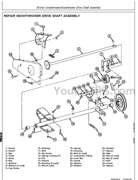 deere f510 mower diagram free engine image for