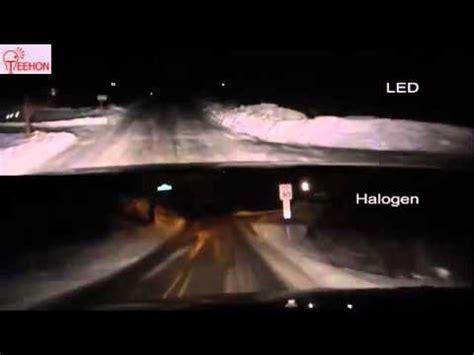 led vs hid offroad lights comparison between of road led lights and halogen lights