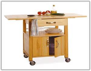 Mobile Kitchen Island Butcher Block by Mobile Kitchen Island With Breakfast Bar Home Design Ideas