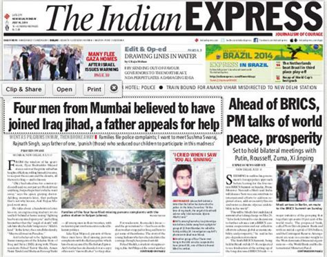 layout of indian express newspaper indian express newspaper gallery