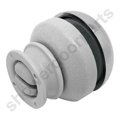 Glass Shower Door Roller Replacement Replacement Shower Door Roller Sdr Crmpr 19