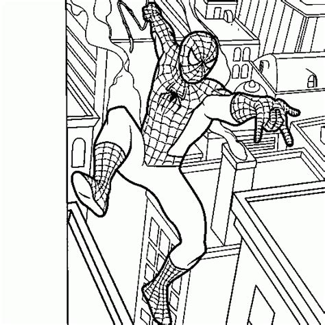coloring pages spiderman 3 free coloring pages of spiderman 3