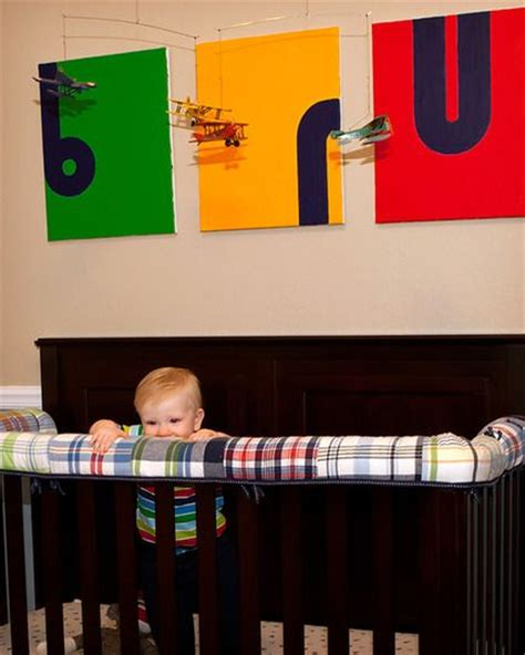 Do You Need A Bumper For A Crib by 17 Best Images About Crib Rail On Rail Covers