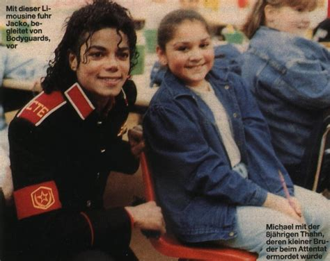 michael jackson biography for elementary students mjj 777 187 michael offers comfort and gifts to victims of