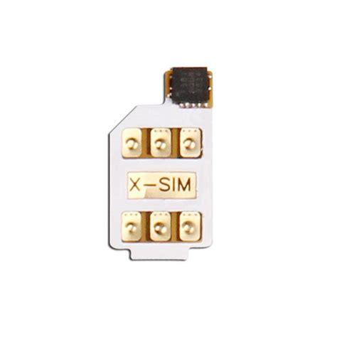 how to unlock sim on iphone x sim nano sim unlock card affixed for iphone 5 optimal shop