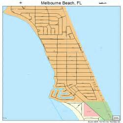 melbourne florida map 1244000