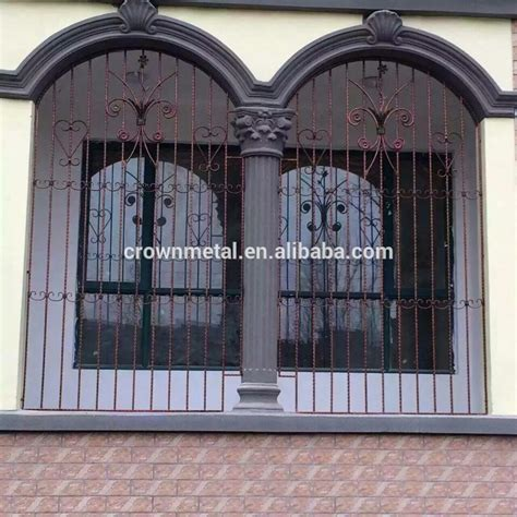 iron window 2016 new style modern wrought iron american window grill
