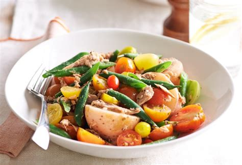 Fast Easy Dinner Salad Nicoise by Nicoise Salad Recipe Foodiful