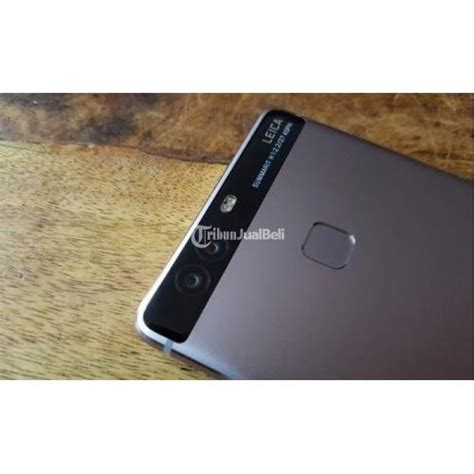 Hp Huawei Bandung huawei p9 bekas 32gb single sim fungsi normal mulus no minus bandung dijual tribun jualbeli