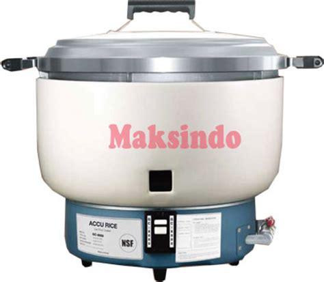 mesin rice cooker kapasitas besar terbaru restoran toko