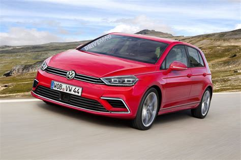 Vw Golf 2019 by All New Vw Golf Mk8 Arriving In 2019 With 3 Cylinder