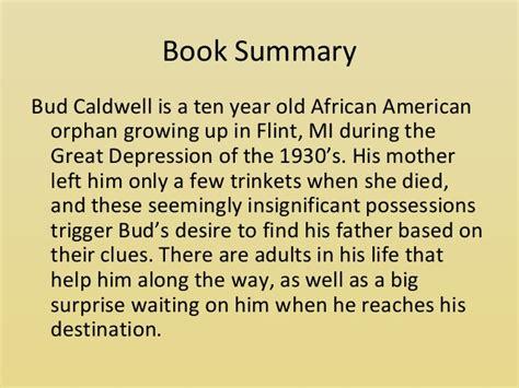 bud not buddy book report essay literary analysis bud not buddy