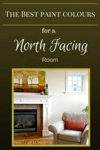 the best benjamin paint colours for a facing northern exposure room