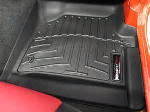 weathertech front auto floor mats black weathertech
