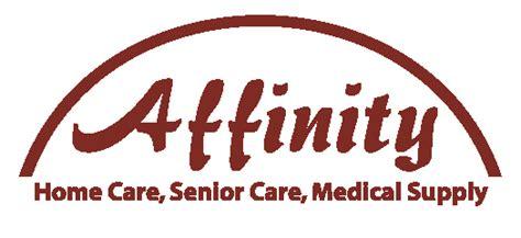 Affinity Nursing Home by Affinity Home Health Care Senior Care Beyond Home Care