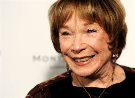 Shirley Maclaine Rearranges Filming Schedule In Support Of Lohan by At 80 Shirley Maclaine Returns To Big Screen With