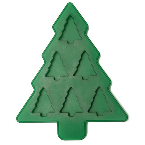 ice cube christmas tree tree shaped cube mould unique home living