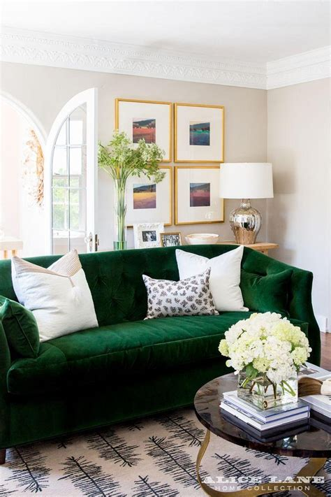 green sofas living rooms 20 best ideas emerald green sofas sofa ideas