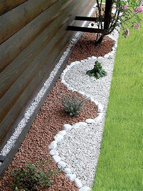 decoracion de jardin con piedras dise 241 o de jardines con piedras jard 237 n con piedras ideas