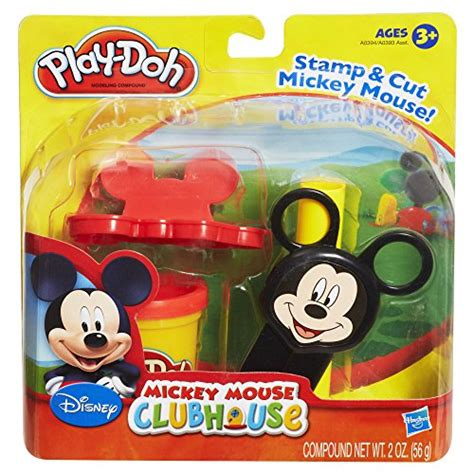 Play Doh Kitchen Set India Play Doh Mickey Mouse Clubhouse Set Mickey Playset Toys