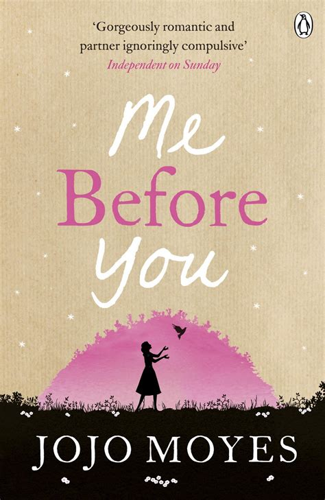 it s a book thing me before you by jojo moyes