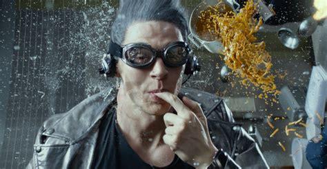 quicksilver movie superhero best and worst fight scenes from 2014 s superhero movies
