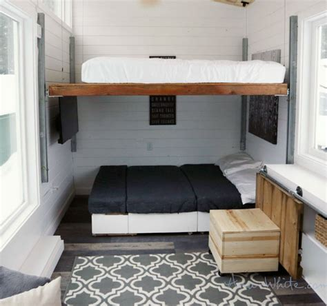 Tiny House Ana White Woodworking Projects Tiny House Bunk Beds