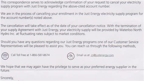 acknowledgement letter for cancellation one 2012 05 2012 06
