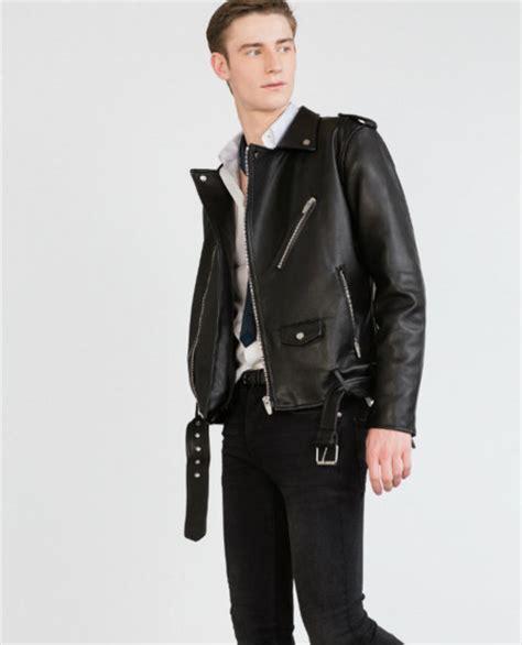 chaquetas de cuero para hombre zara chaquetas cuero para hombre zara chaquetas de moda para