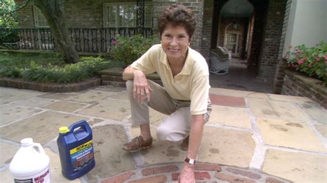 Cleaning Patio Stones by Cleaning And Sealing A Brick Or Patio Today S