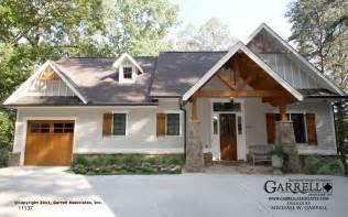 cottage home plans walkers cottage house plan 11137 front elevation