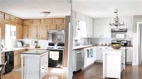 cuisine r駭ov馥 avant apr鑚 12 exemples 171 avant apr 232 s 187 pour un relooking maisons