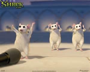Shrek Three Blind Mice Shrek Forever After Three Blind Mice 1 Wallpapers