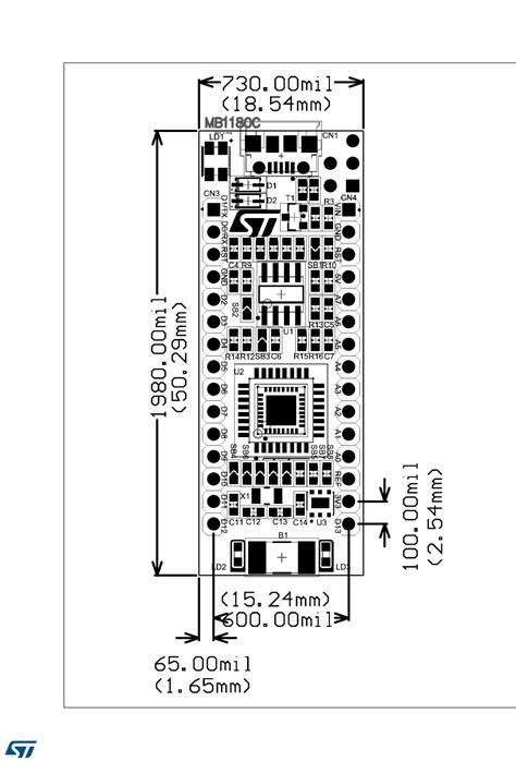 STM32 Nucleo 32 Boards (MB1180) User Manual STM32Nucleo F303K8