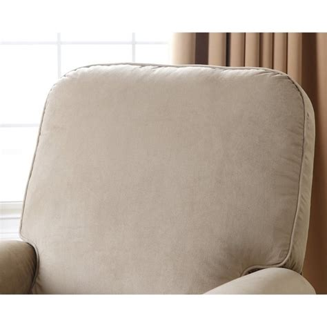 recliner chairs sydney abbyson living sydney fabric swivel glider recliner chair