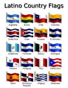 hispanic colors countries