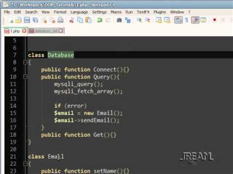 php coding tutorial getting started youtube php code conventions tutorial 14 youtube