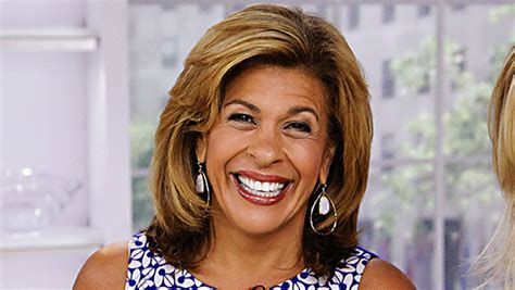 who colors hoda kotbs hair kathie lee gifford points out hoda kotb s slightly new