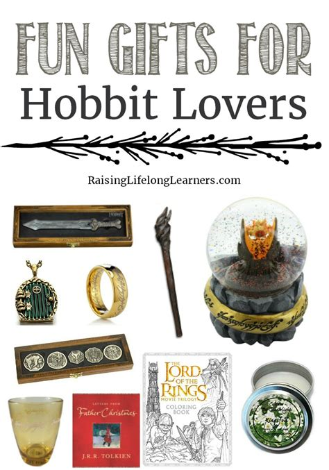 gifts for tolkien lovers gifts for hobbit of all ages a geeky gift guide
